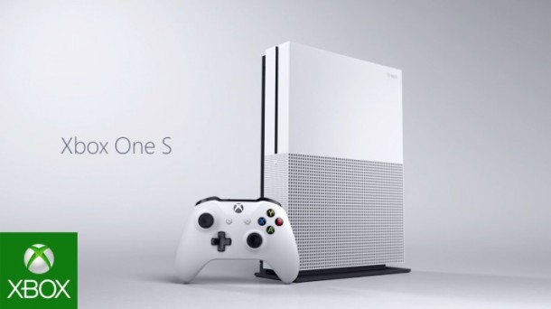 Xbox One S disponible en  México