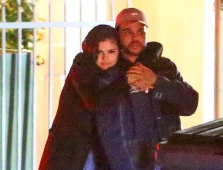 Captan juntos a Selena Gomez y The Weeknd