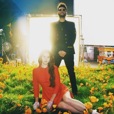 "Lana Del Rey estrenó ""Lust For Life"" junto a The Weeknd"