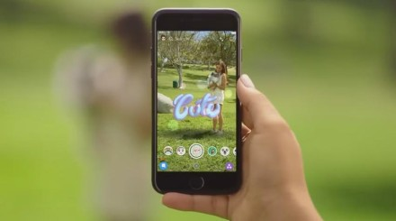 "Snapchat lanza ""World Lenses"""