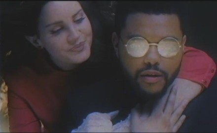"Lana Del Rey estrenó el video de ""Lust for Life"" junto a The Weeknd"