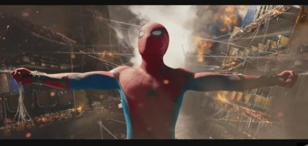 "Sony Pictures lanzó el trailer 3 de ""Spiderman: Homecoming"""