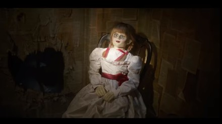 "Warner Bros lanzó el trailer 2 de ""Annabelle: Creation"""