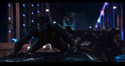 "Marvel reveló el teaser trailer de ""Black Panther"""