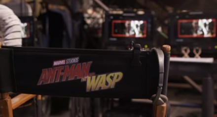 "Marvel ha comenzado la filmación de ""Ant-Man and The Wasp"""